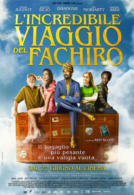 L`INCREDIBILE VIAGGIO DEL FACHIRO