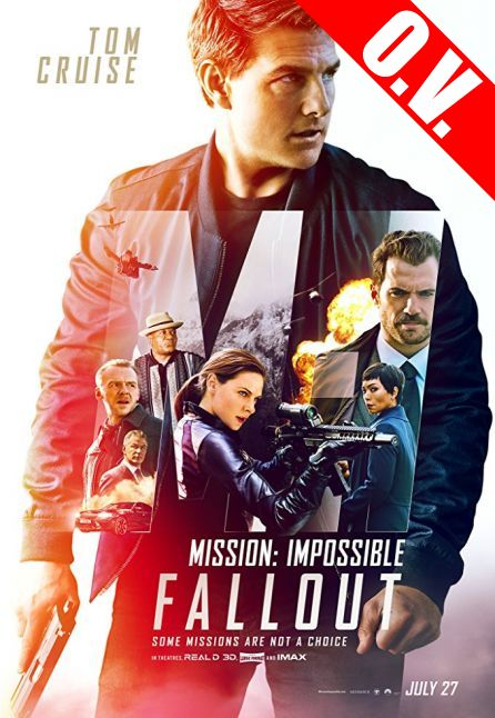 MISSION: IMPOSSIBLE - FALLOUT | ORIGINAL VERSION