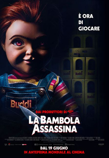 LA BAMBOLA ASSASSINA [2019]